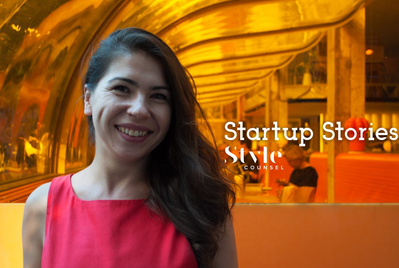 Sophia Matveeva CEO of Style Counsel; Startup Stories