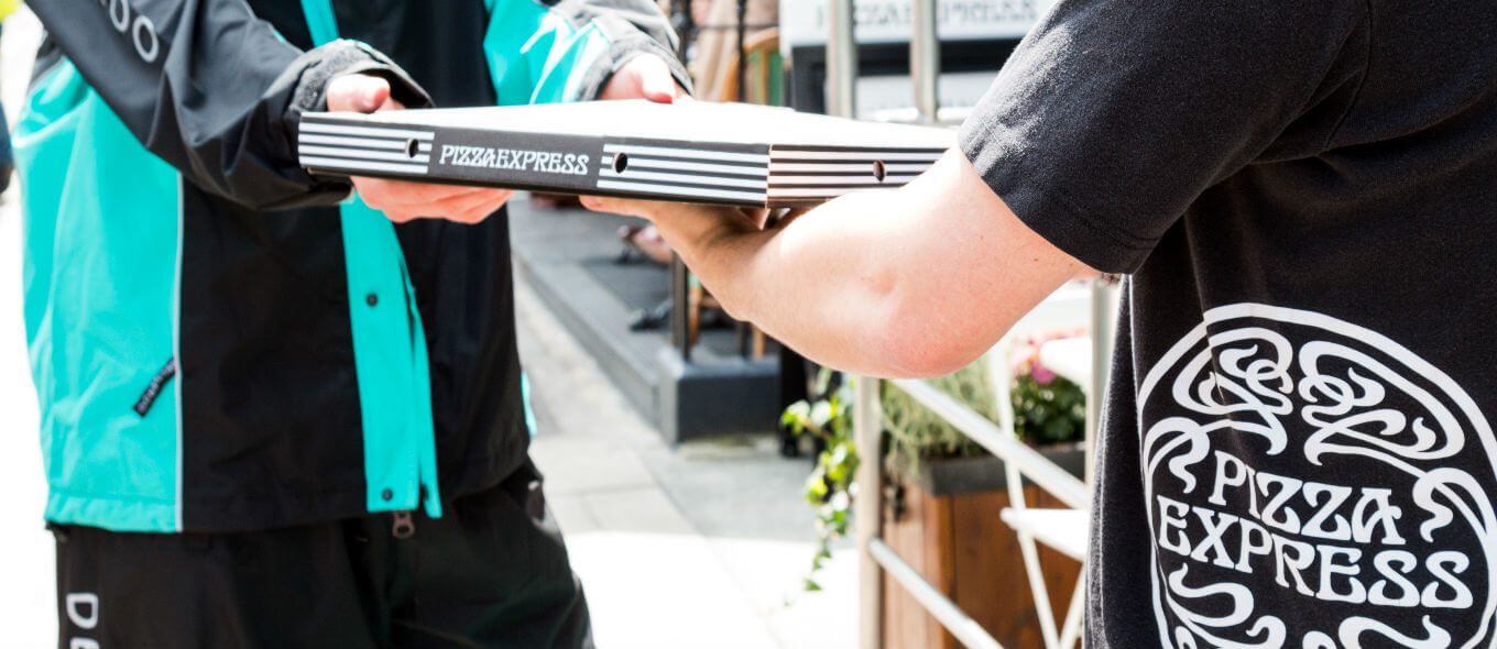 Deliveroo Step Up To The Plate Quick Blog